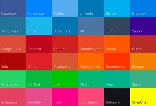 цвет в weи дизайне